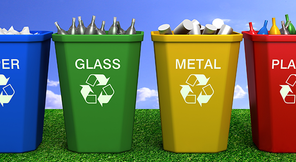 Choosing the best option for recycling