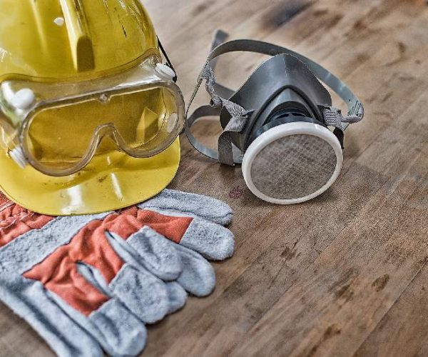 Protective clothing in your workshop