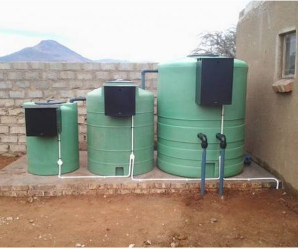 Sewage works (that function…) for the home