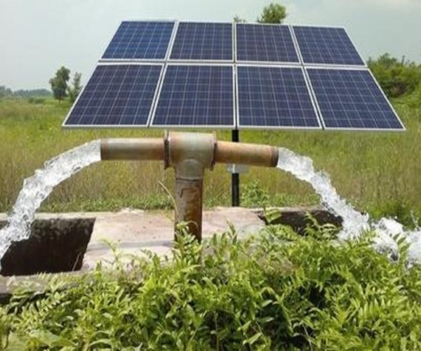 Solar pumps: A good alternative for smallholdings
