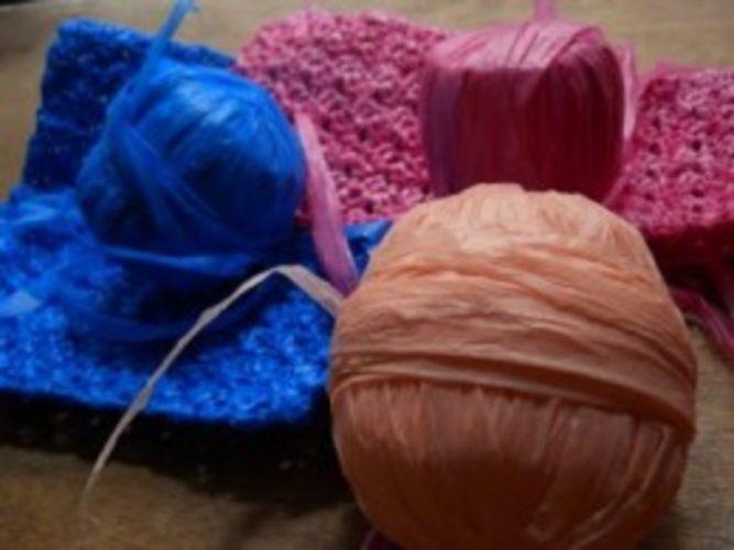 Reusing and Repurposing Plastic Bags