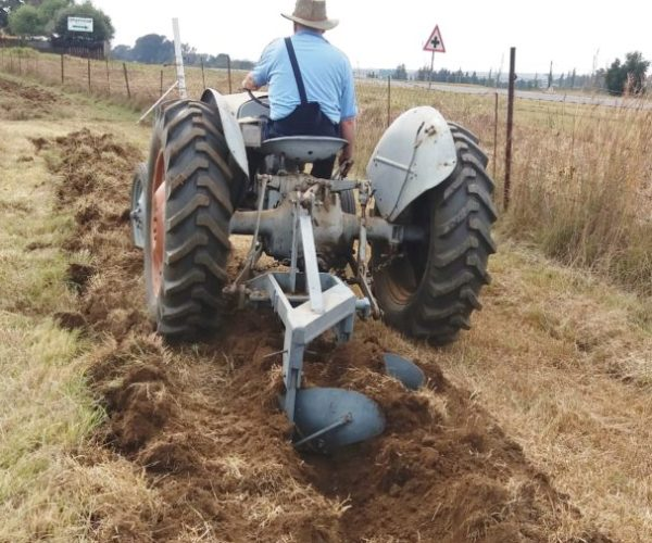 How To Plough