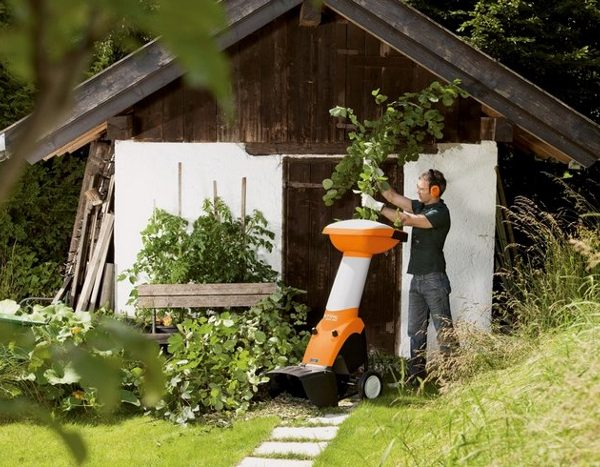 The Use of a Shredder on a Smallholding