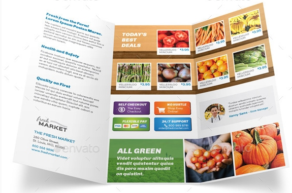Marketing goods, services